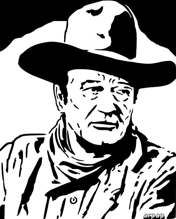 Cowboy silhouette patterns free clipart clip art royalty free library Cowboy Silhouette Patterns | cowboy boots wall art custom design ... clip art royalty free library