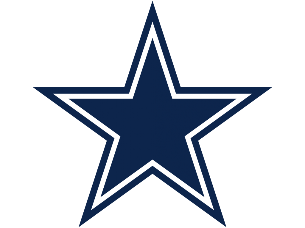 Dallas cowboy star clipart jpg library library Dallas Cowboys Logo - Free Transparent PNG Logos jpg library library