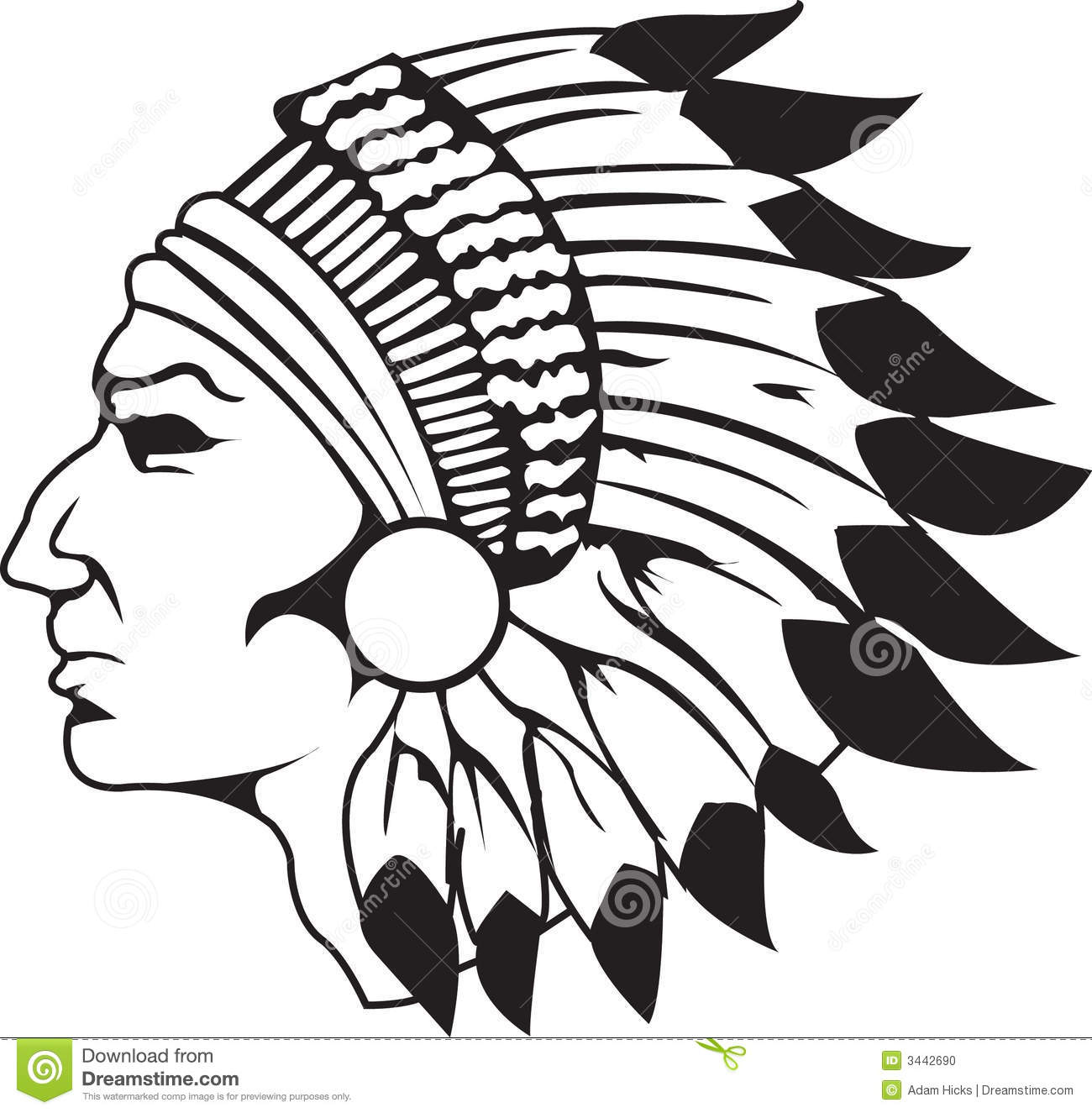 Scared native american indian with spear clipart png royalty free stock Native American Clipart | Free download best Native American Clipart ... png royalty free stock