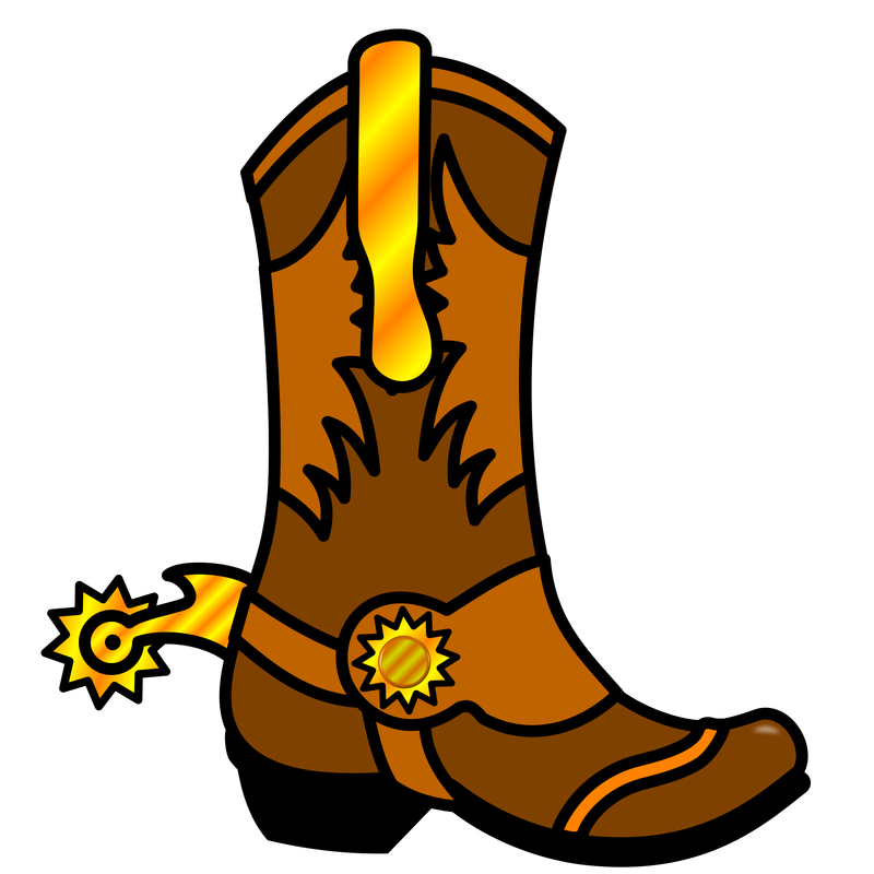 Cowboys boots clipart with crown png freeuse Symbol Clothing - TalkSense png freeuse