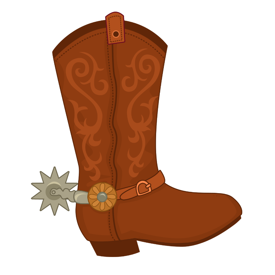 Cowboys boots clipart with crown image royalty free download Minus - Say Hello! | Clip Art-Country Time | Pinterest | Cowboys ... image royalty free download