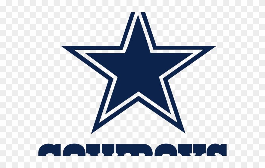 Dallas cowboys emblem clipart transparent Dallas Cowboys Clipart - Fathead Nfl Logo Wall Decal; Dallas ... transparent