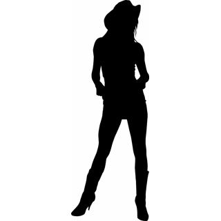 Cowgirl silhouette clipart free clip library library 28+ Cowgirl Silhouette Clip Art | ClipartLook clip library library