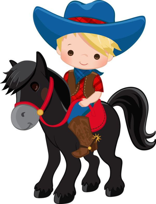 Cowoby clipart image free download Cute Cowboy Clipart Town On About - Clipart1001 - Free Cliparts image free download