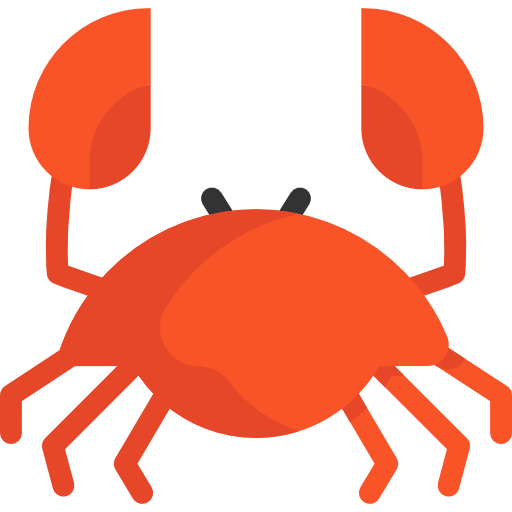 Crab clipart no background clip art free stock 36 Crab PNG Images With Transparent Backgrounds - Free Transparent ... clip art free stock