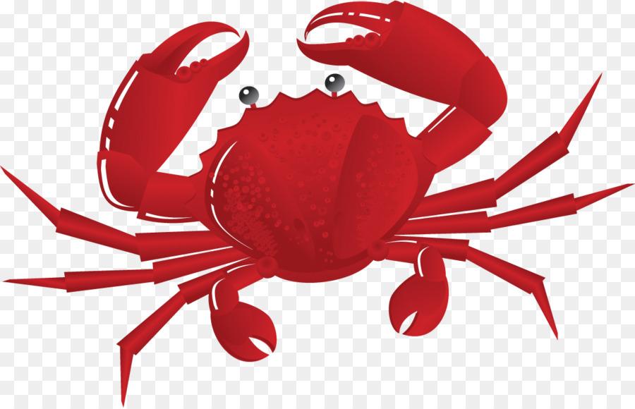 Crab clipart no background png Seafood Background clipart - Crab, transparent clip art png