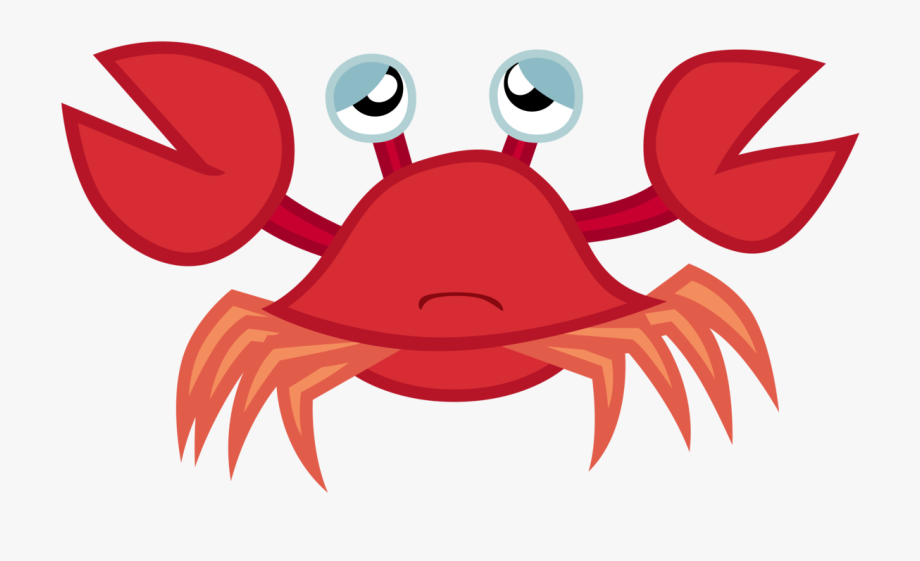 Crab clipart no background graphic library library Crab Clipart No Background - Clip Art Sad Crab , Transparent Cartoon ... graphic library library