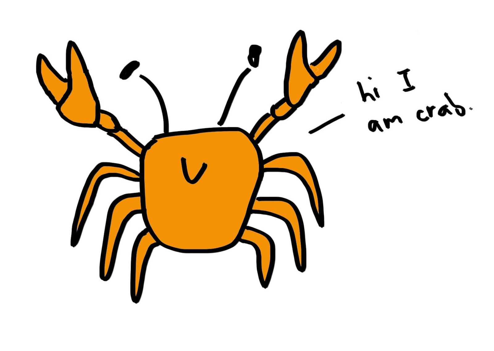 Crab emoji clipart png library ifonlywefartflowers: April 2015 png library