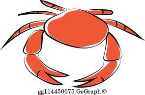 Crabwalk clipart jpg transparent library Crab Walk Clip Art - Royalty Free - GoGraph jpg transparent library