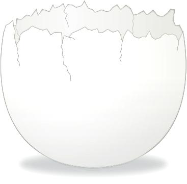 Clip art download cracked. Crack easter egg clipart