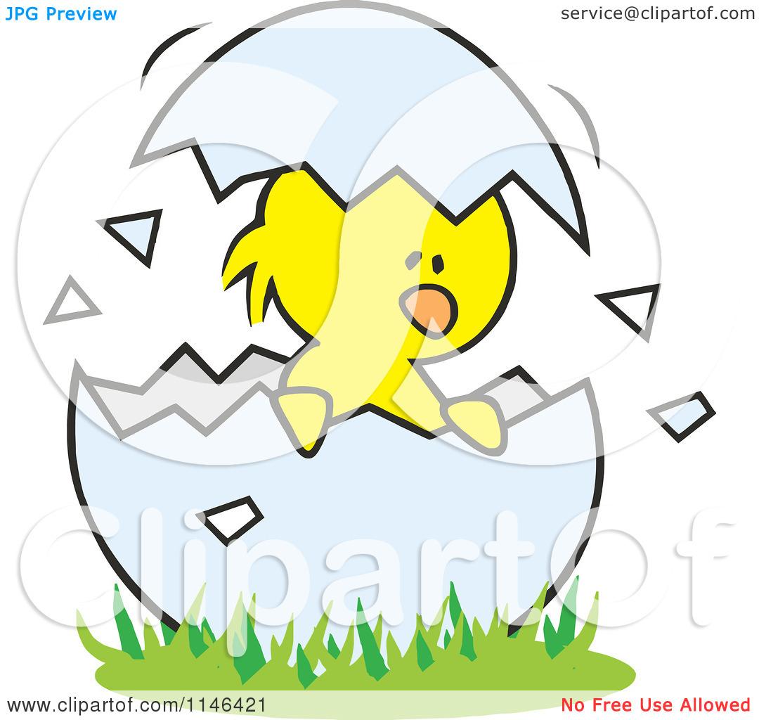 Crack easter egg clipart png download Cracked Egg Clip Art & Cracked Egg Clip Art Clip Art Images ... png download
