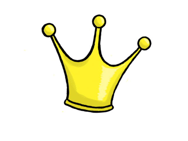 Cute crown clipart image free download Silhouette Of Person Free Download Clip Art - carwad.net image free download