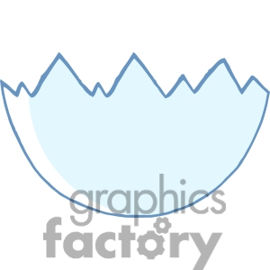Cracked easter egg clipart png freeuse Cracked egg shell clipart - ClipartFest png freeuse