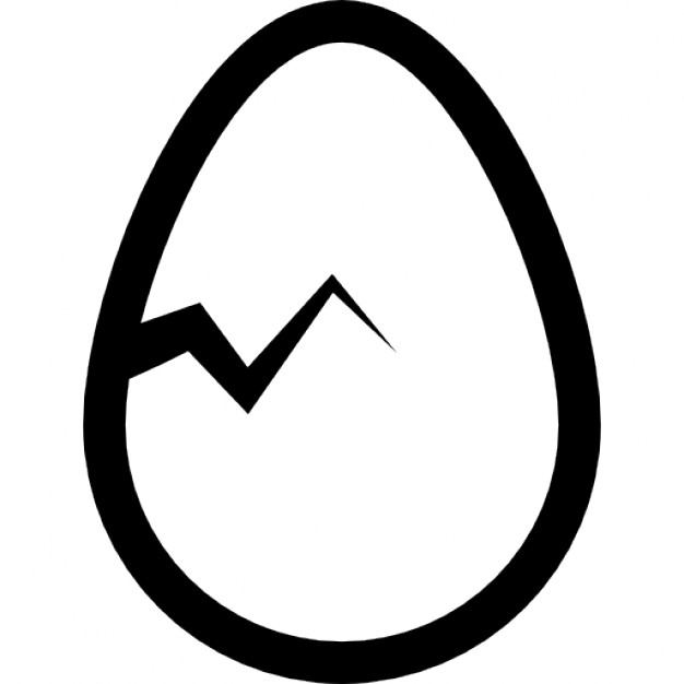 Cracked egg clip art image freeuse library Cracked Egg Vectors, Photos and PSD files | Free Download image freeuse library