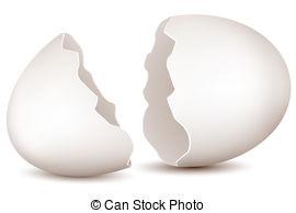 Cracked egg shell clip art clip black and white library Broken egg Clip Art Vector Graphics. 813 Broken egg EPS clipart ... clip black and white library