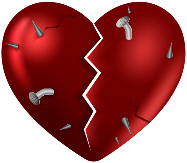 Cracked heart clipart black and white download Gallery - Recent updates black and white download