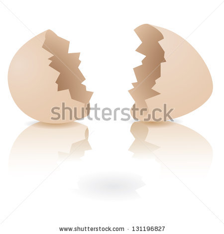 Cracked open egg clipart clipart download Cracked Egg Stock Images, Royalty-Free Images & Vectors | Shutterstock clipart download