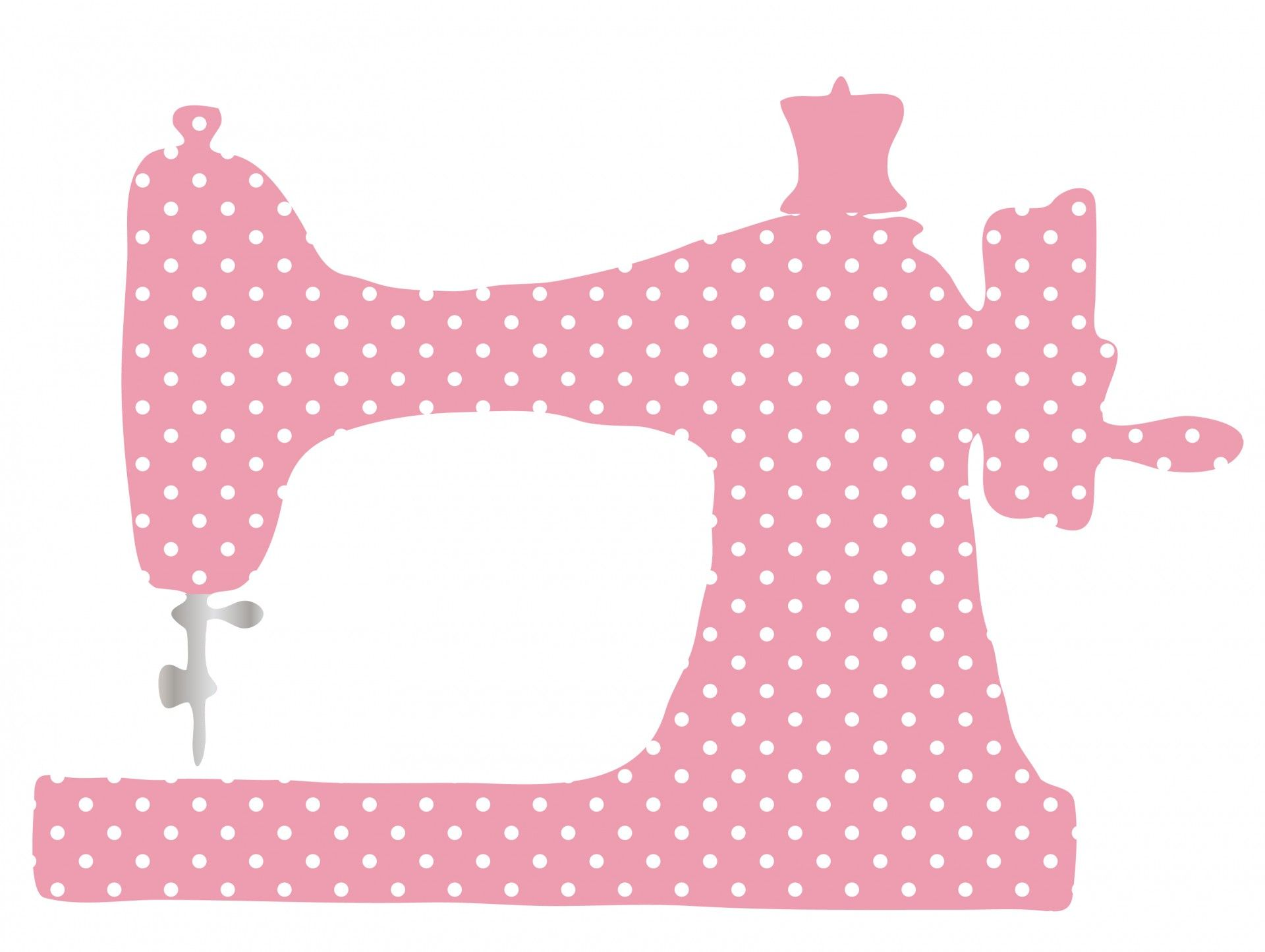 Craft room clipart banner royalty free stock Sewing machine clipart for the craft room | Printables | Sewing ... banner royalty free stock