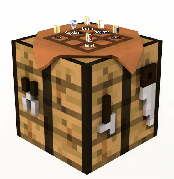 Crafting table clipart