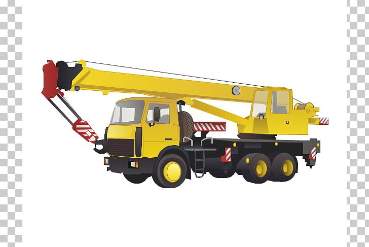 Crane truck clipart graphic royalty free download Truck Mobile Crane PNG, Clipart, Conceptdraw Pro, Construction ... graphic royalty free download