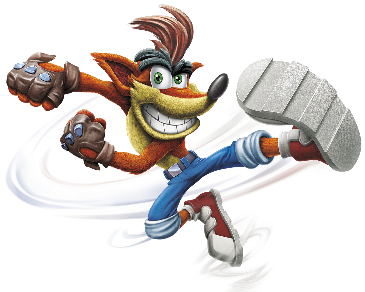 Crash bandicoot ps4 clipart picture library Crash bandicoot multiplayer clipart images gallery for free download ... picture library