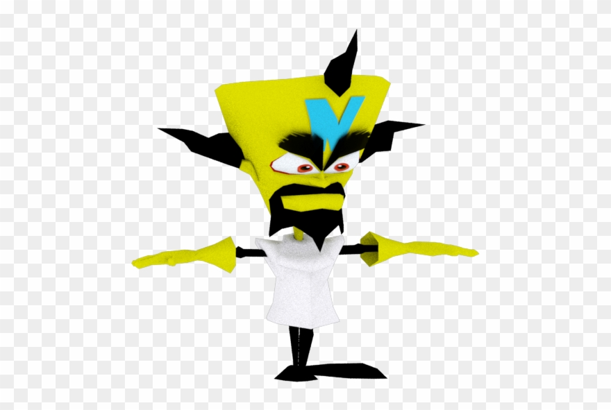 Wrath Of Cortex - Dr Neo Cortex Crash Bandicoot 4 Clipart (#3883587 ... vector transparent download