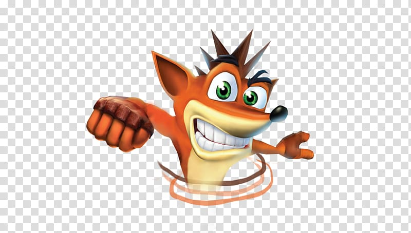 Crash Bandicoot N. Sane Trilogy Crash Bandicoot: The Wrath of Cortex ... svg transparent