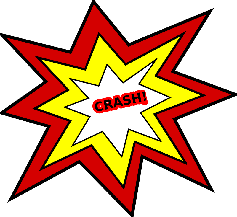 Crash car clipart image transparent Car Accident Clipart - Free Clipart image transparent