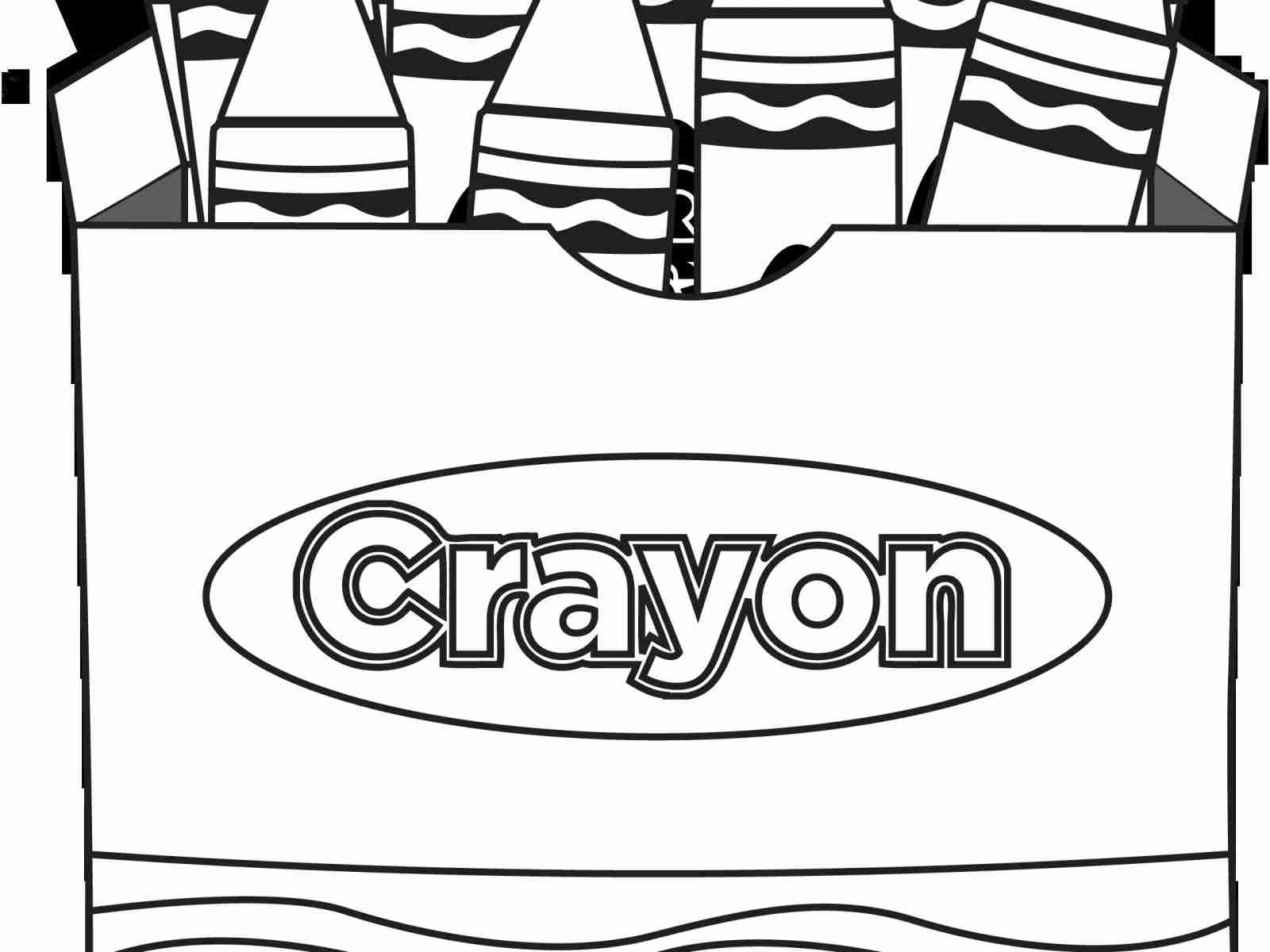 Crayon outline clipart svg freeuse stock Crayon outline clipart 6 » Clipart Station svg freeuse stock
