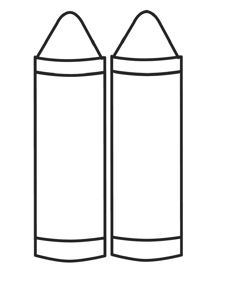 Crayon outline clipart svg free Free Blank Crayon Cliparts, Download Free Clip Art, Free Clip Art on ... svg free