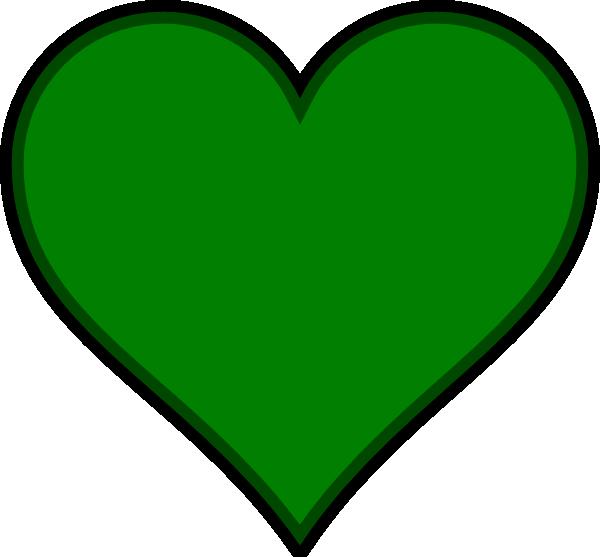 Crayon heart clipart transparent stock Heart Clip Art at Clker.com - vector clip art online, royalty free ... transparent stock