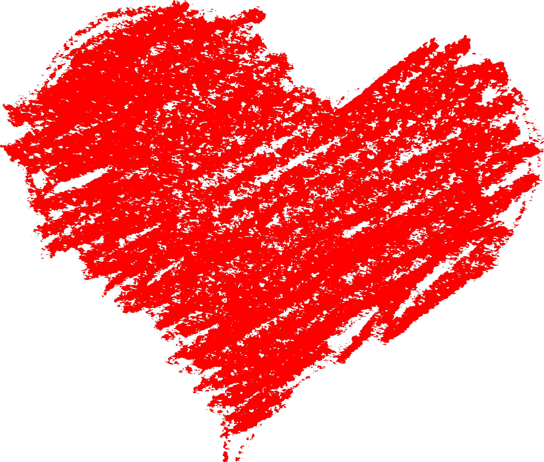 Crayon heart clipart clip art download Hearts clipart crayon ~ Frames ~ Illustrations ~ HD images ~ Photo ... clip art download