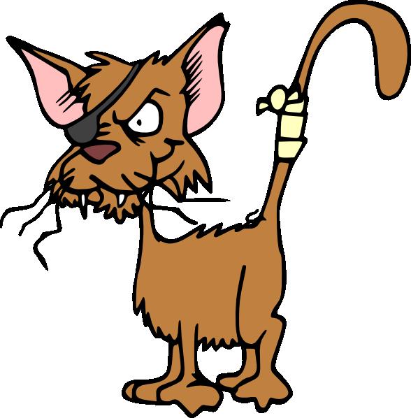 Crazy cat clipart picture royalty free Cat Clip Art at Clker.com - vector clip art online, royalty free ... picture royalty free