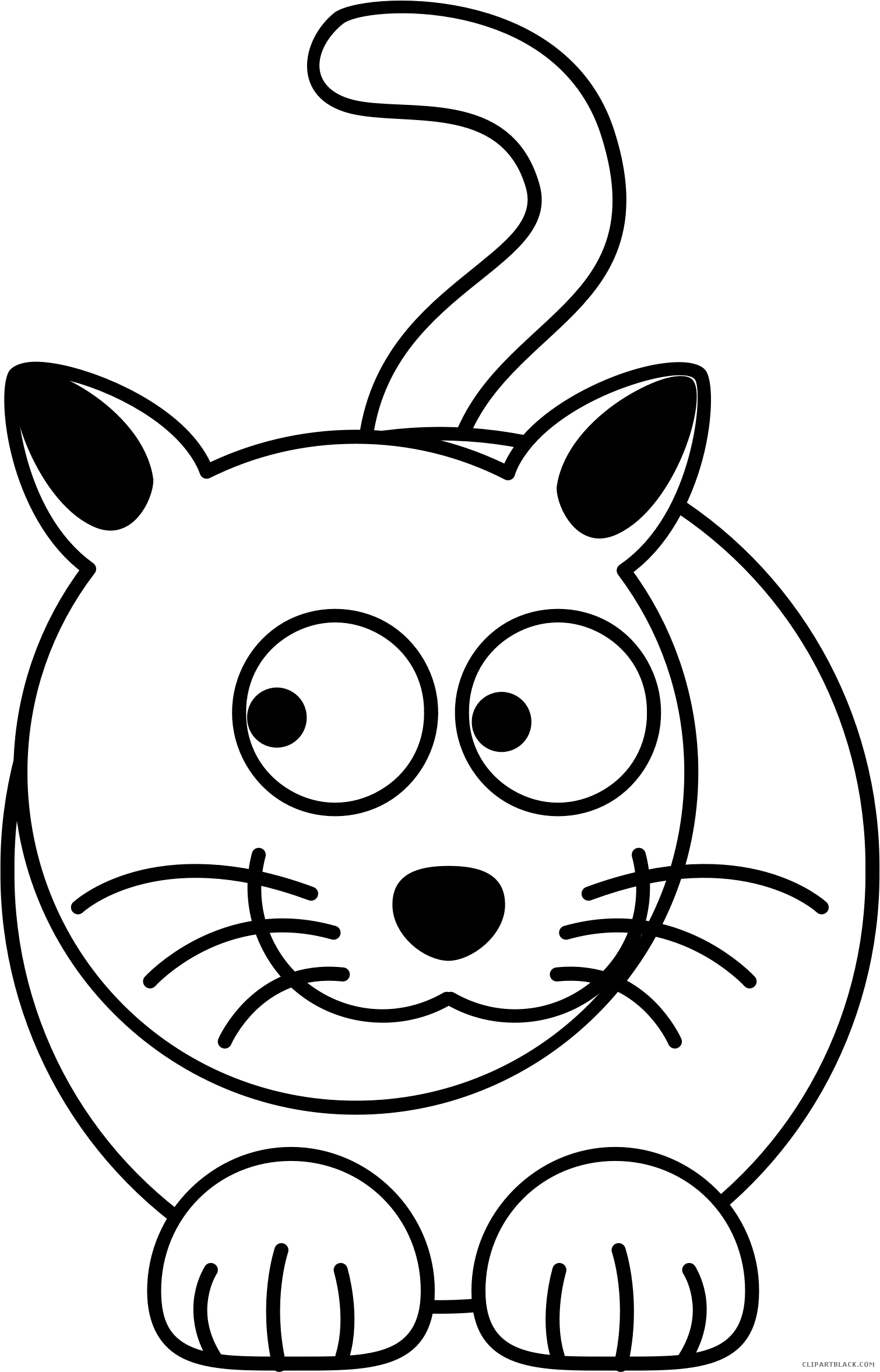 Crazy cat lady clipart jpg transparent stock Cat - Page 14 of 95 - ClipartBlack.com jpg transparent stock