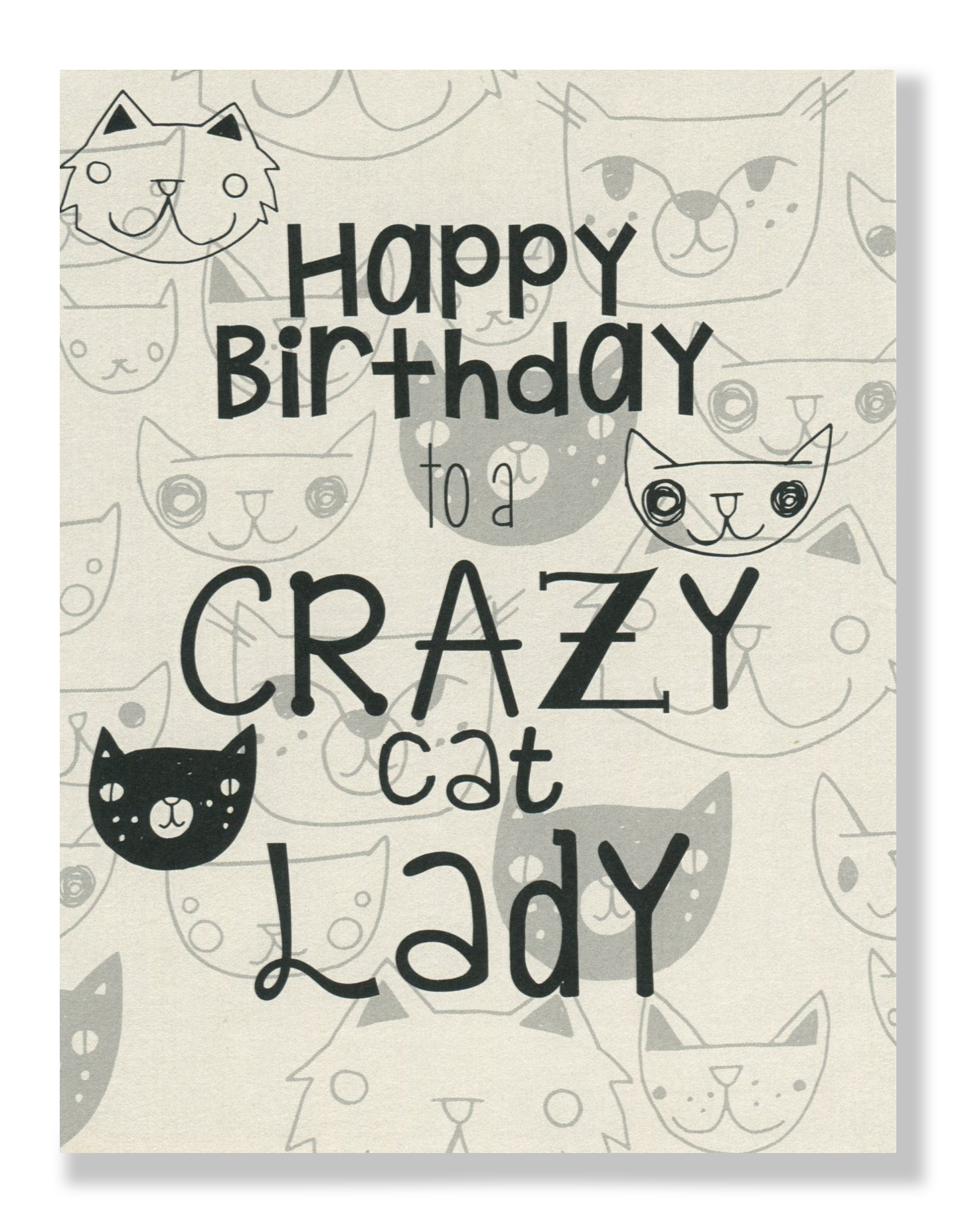 Crazy cat lady clipart png stock Happy Birthday PNG With Cats Transparent Happy Birthday With Cats ... png stock