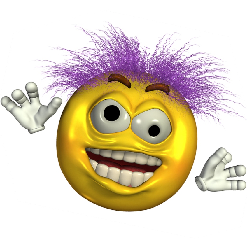 Crazy face clipart graphic freeuse Silly Smiley Face Clipart Emoticon Images Crazy - Clipart1001 - Free ... graphic freeuse
