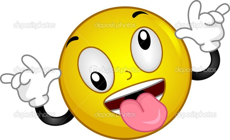 Crazy face clipart clip library Crazy Face Clip Art | Goofy Smiley | Stock Photo © Lorelyn Medina ... clip library