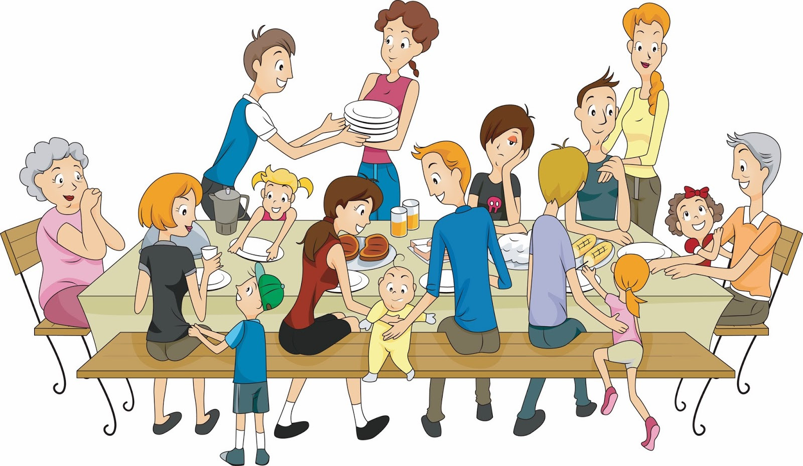 Dinner with friends clipart png free download Free Family Policy Cliparts, Download Free Clip Art, Free Clip Art ... png free download