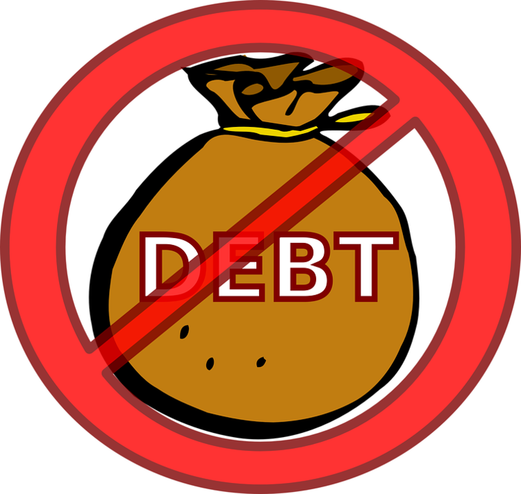 Crazy shopping money clipart picture freeuse Modern Money: 6 ways to reduce debt — Modern Mississauga Media picture freeuse