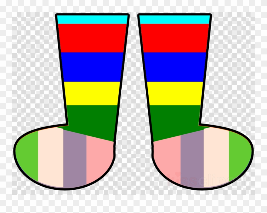 Crazysock clipart