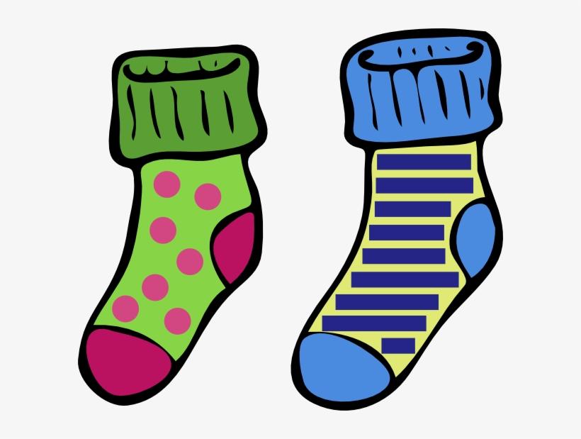 Crazy sock clipart graphic transparent stock Clip Art Crazy Socks Clipart - Transparent Socks Clipart - Free ... graphic transparent stock