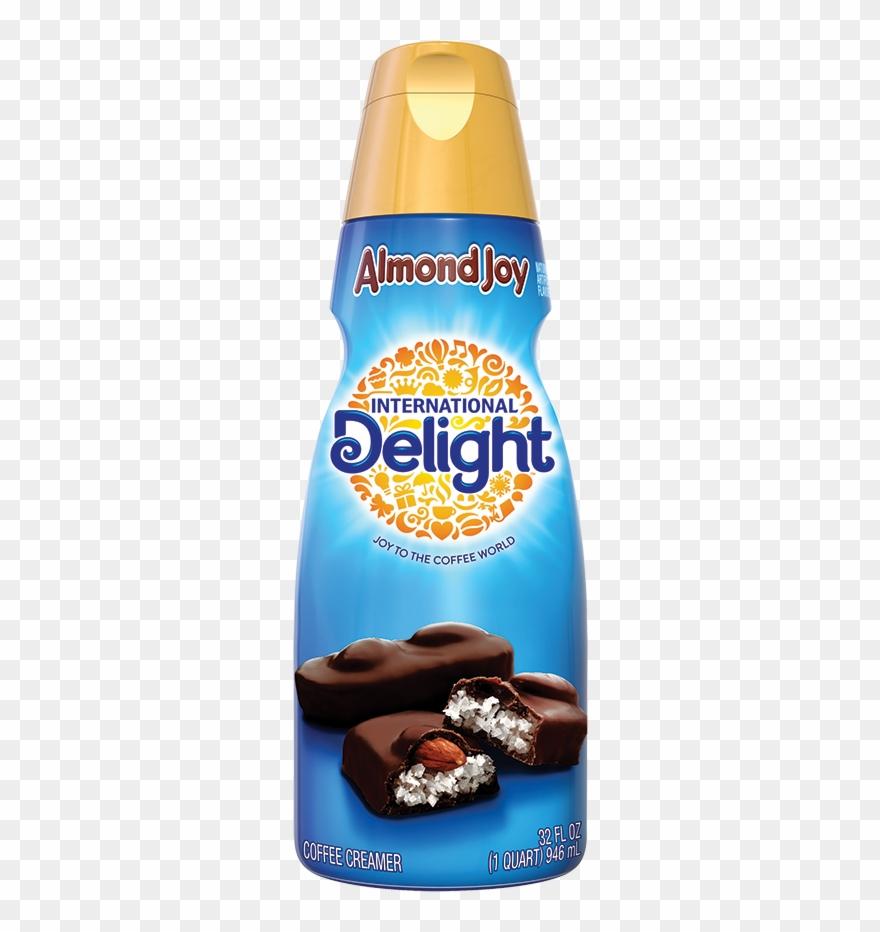 Creamer clipart freeuse stock Almond Joy Coffee Creamer - International Delight Southern Butter ... freeuse stock