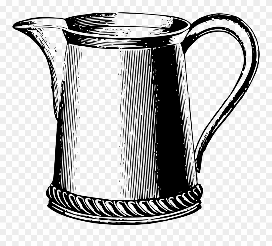 Creamer clipart png black and white library Stock Vector Download - Creamer Clipart (#725204) - PinClipart png black and white library