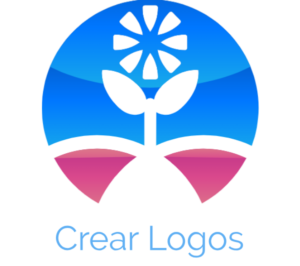 Crear Logos - NEOESFERA image royalty free stock