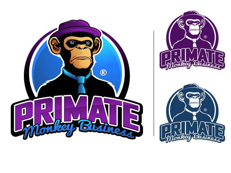 Crear un logotipo original y atractivo para Primate | Logo design ... clipart transparent stock