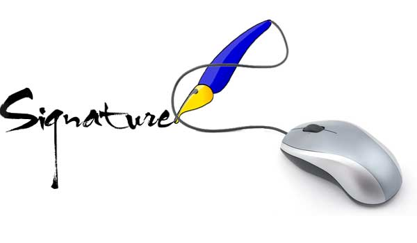 Create signature clipart graphic free library HackingSan: How To Create Digital Signature Create Your Own Digital ... graphic free library