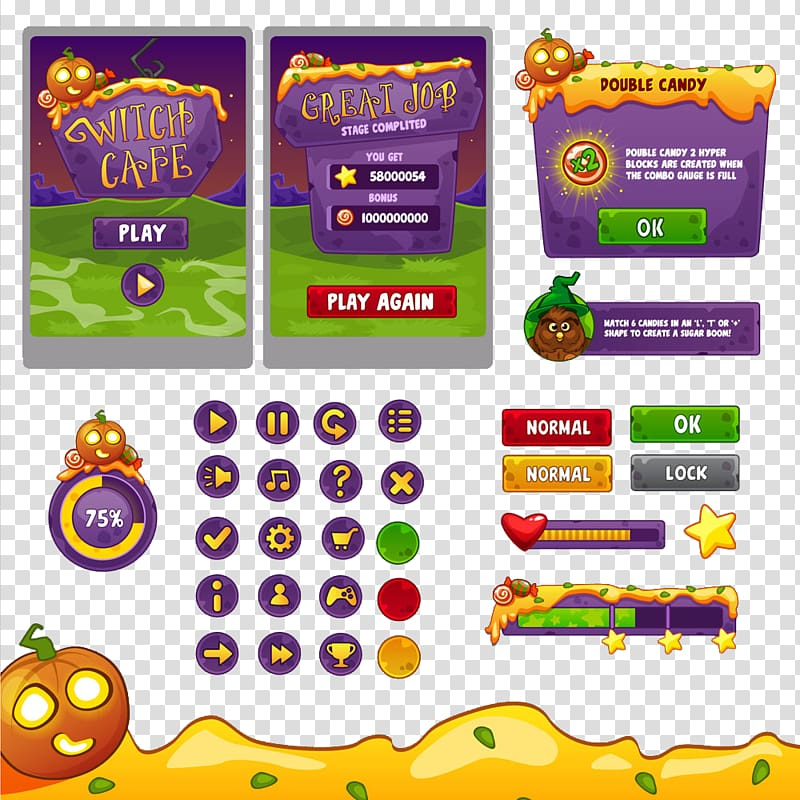 Create button clipart clipart library Game Push-button, Game Buttons transparent background PNG clipart ... clipart library