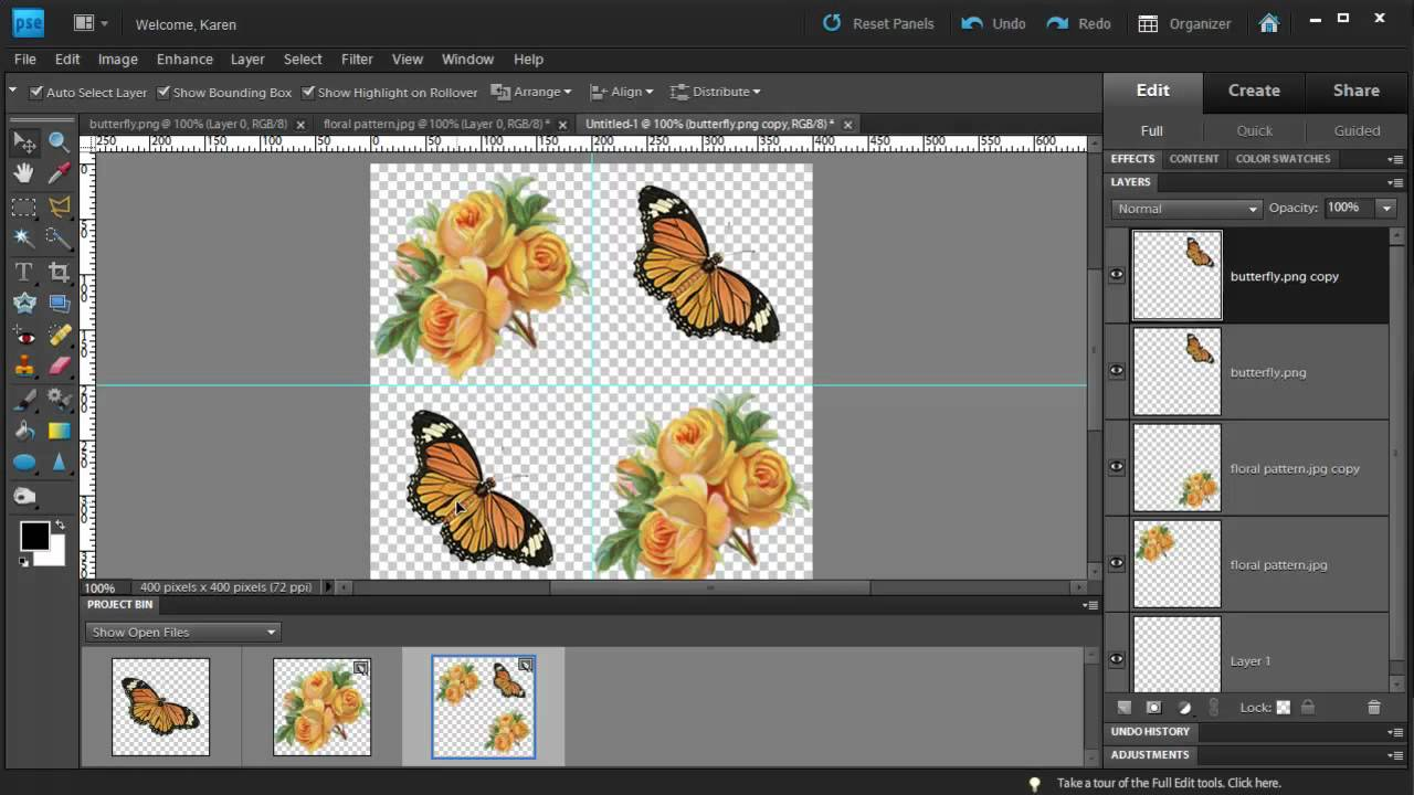 Where is the clipart found in photoshop elements banner library library Photoshop Elements: Make a Diagonal Pattern from Clipart banner library library