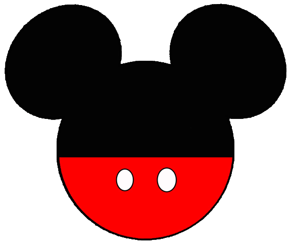 Pin by Crafty Annabelle on Mickey Mouse Printables | Mickey mouse ... clip free library