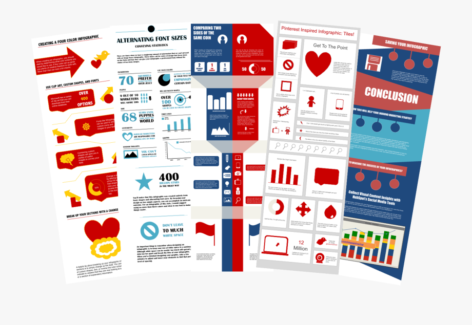 Create Dynamic Infographics With Microsoft - Simple Infographic ... picture black and white